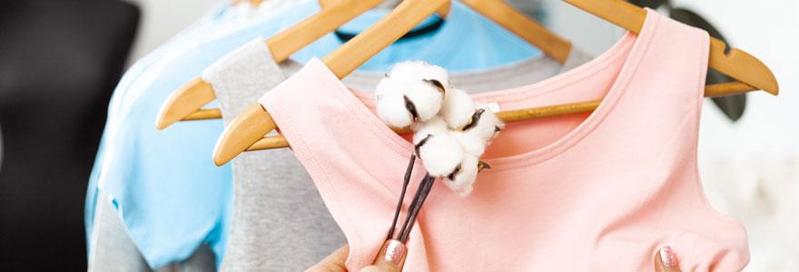 robe en coton bio